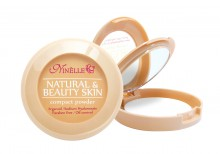Пудра компактная Natural & Beauty Skin Compact Powder