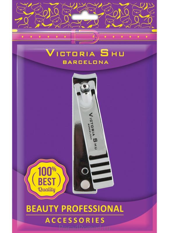 Кусачки для маникюра VICTORIA SHU M409 фото