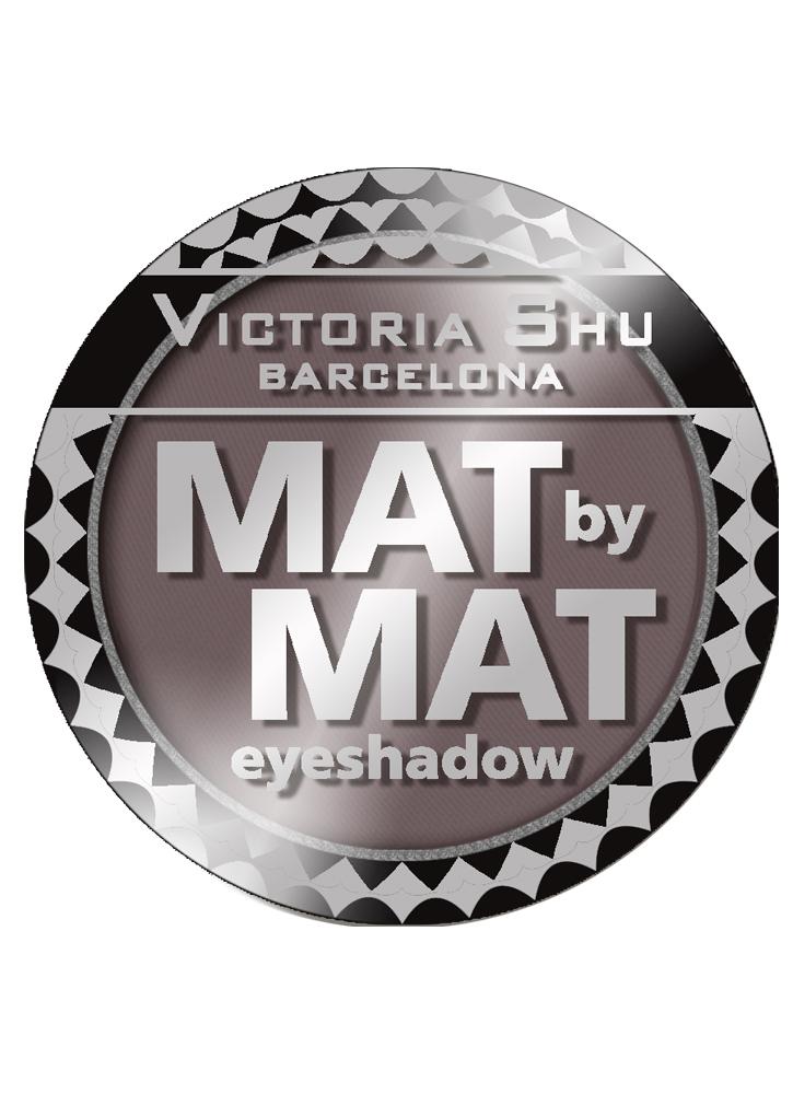 Тени для век Mat By Mat тон 448 Холодный коричневыйТени для век<br>Сенсационная цветопередача, насыщенный и яркий цвет в одно касание, а также уникальная стойкость<br>Цвет: Холодный коричневый;