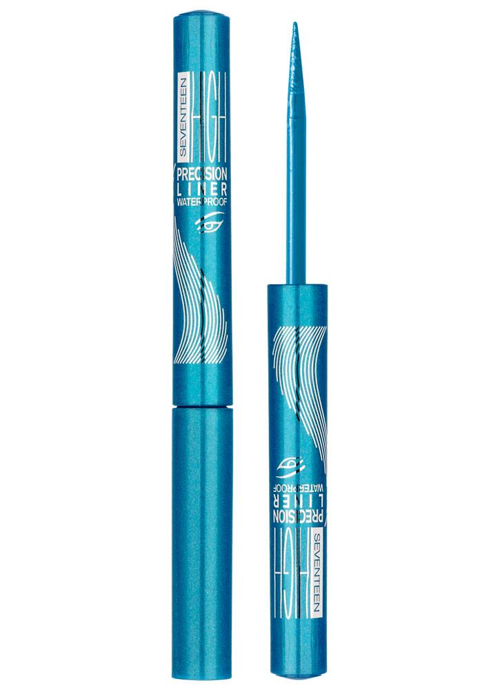 Подводка для век водостойкая Ярко-голубой SEVENTEEN фото