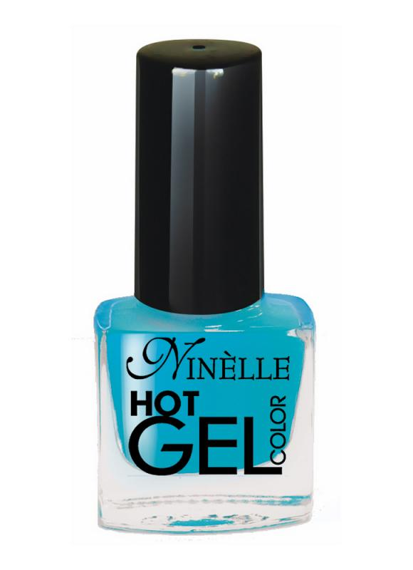 Гель-лак для ногтей Hot Gel Color тон G09Лак для ногтей<br>Здоровые ногти и яркий цвет!С помощью лака с эффектом гелевого покрытия можно создать идеальный маникюр без вреда для ногтей, который долго держится. Профессиональное гелевое покрытие из 11 ультра модных оттенков всего за считаные минуты без использования специальных UV ламп. Революционная формула гелевого покрытия создаёт супер глянцевый маникюр с эффектом зеркального блеска. Эффект 3D текстуры создаёт объёмное и гладкое покрытие. Цвет яркий и насыщенный уже после первого слоя. Широкая кисть с округлыми щетинками гарантирует превосходное нанесение для быстрого и профессионального маникюра. Стойкий маникюр на долгое время.<br>Цвет: Бирюзовый;