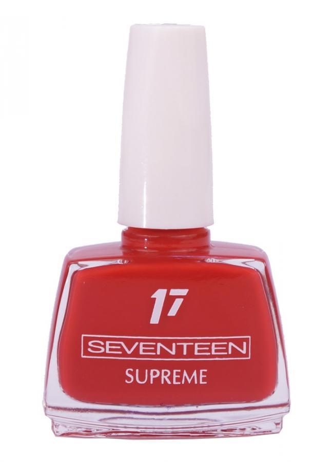 Лак для ногтей Supreme Nail Enamel тон 43Лак для ногтей<br>Устойчивый лак для ногтей с насыщенной текстурой.<br>Объем мл: 12; Цвет: Терракотовая слива;