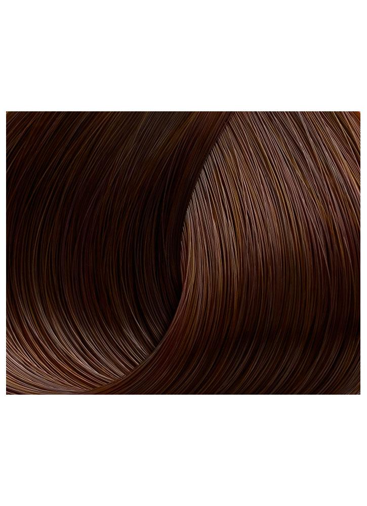 Краска для волос безаммиачная 6.77 - Темный блонд глубокий коричневый LORVENN