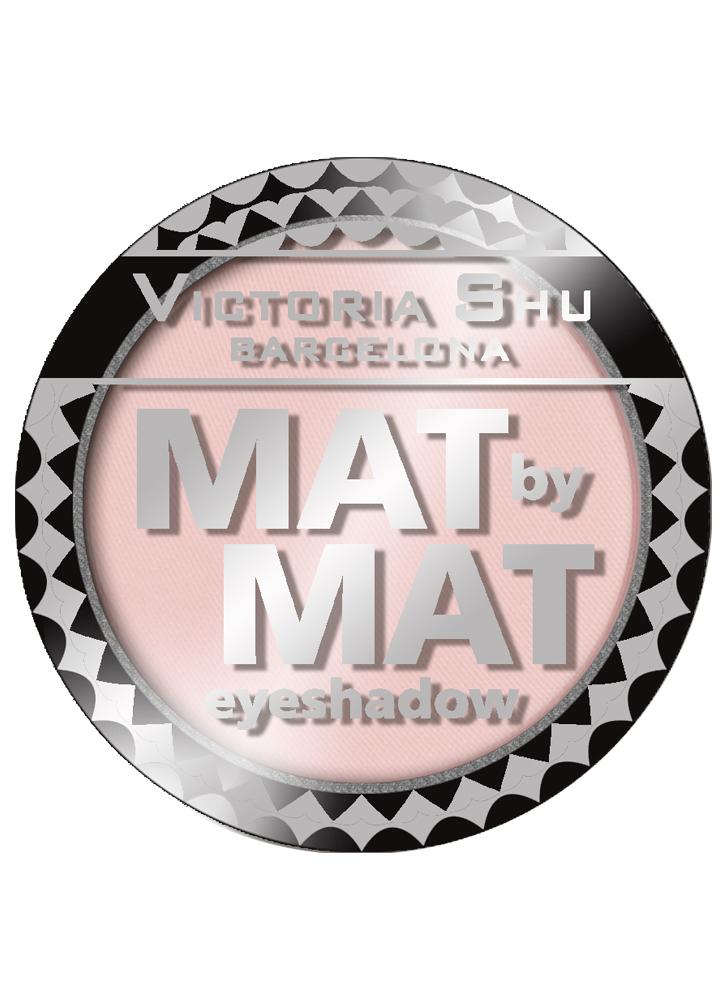 Тени для век Mat By Mat тон 445 Холодный бежевыйТени для век<br>Сенсационная цветопередача, насыщенный и яркий цвет в одно касание, а также уникальная стойкость<br>Цвет: Холодный бежевый;
