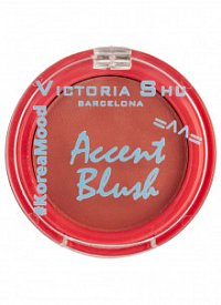 Румяна для лица Accent Blush #KOREAMOOD VICTORIA SHU