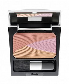 Палетка румян для лица Rosy Shine Blusher тон 05